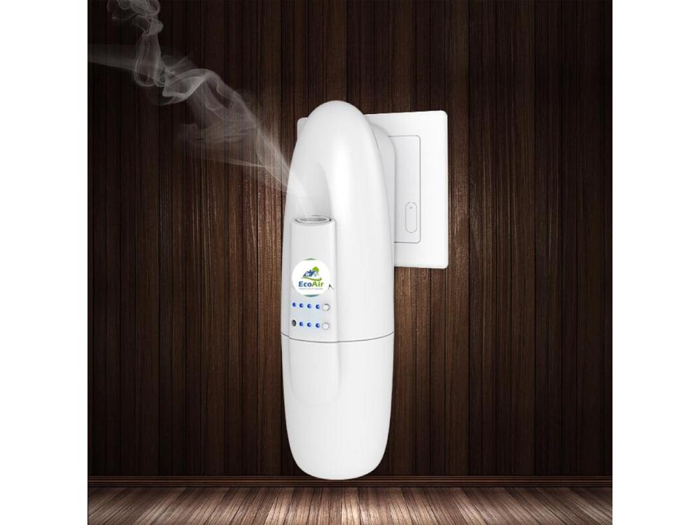 מפיץ ריח המתחבר לשקע