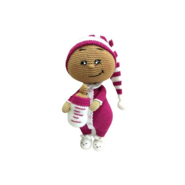 בובה בעבודת יד - בוני התינוקת