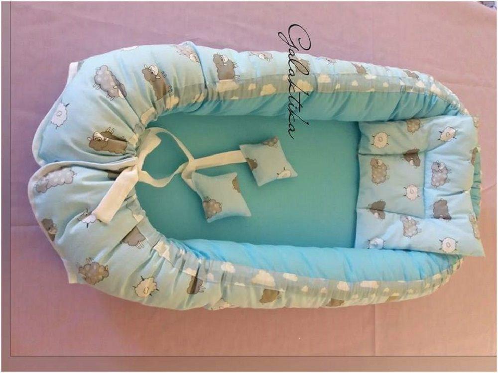 בייבי נסט קן שינה לתינוק מגיל 0 ועד 6 חודשים