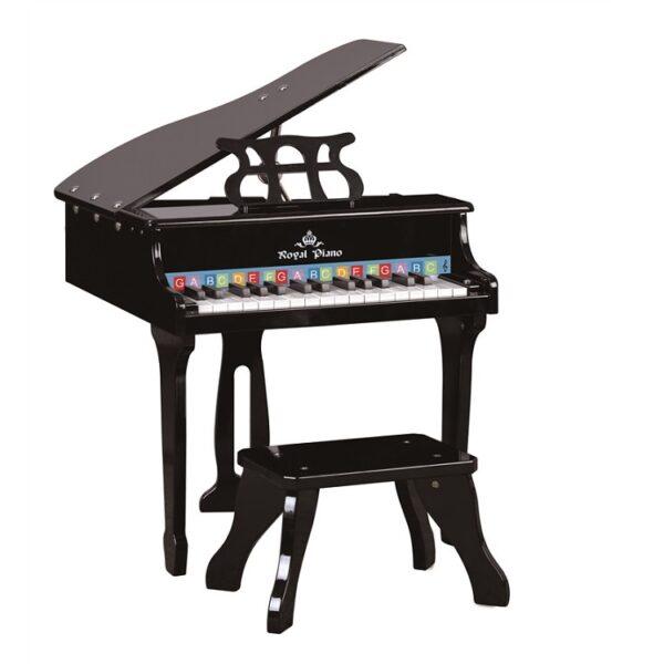 פסנתר כנף לילדים בצבע שחור ביגיפטס