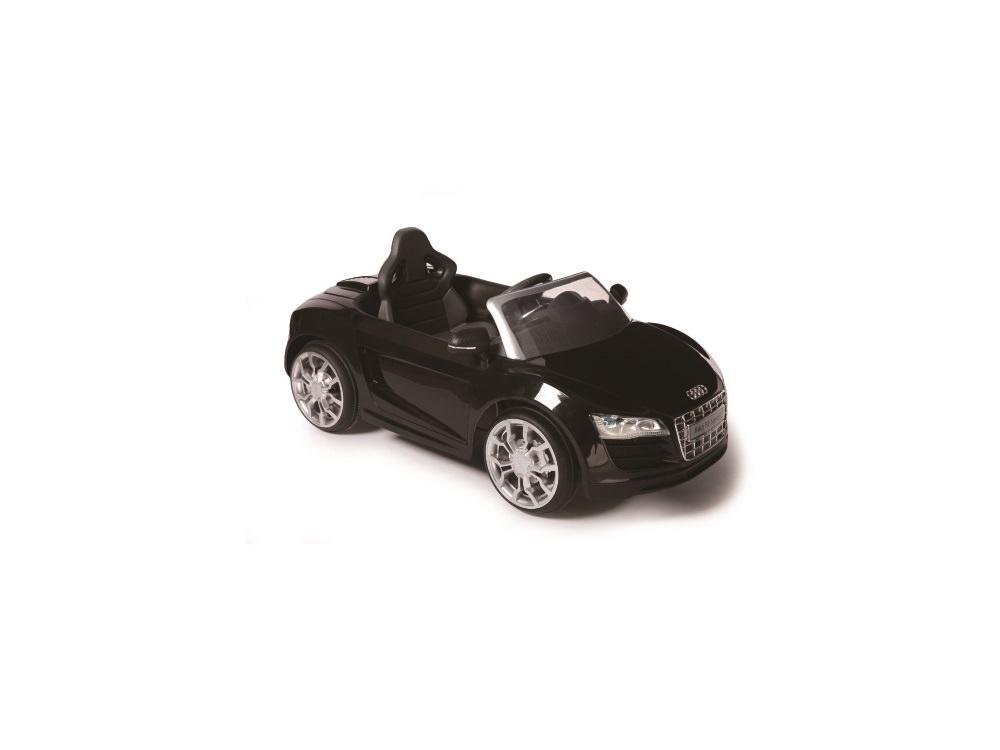 מכונית ממונעת לילדים ממותגת במראה ראליסטי כמו דגם המקור- Audi R8 Spider