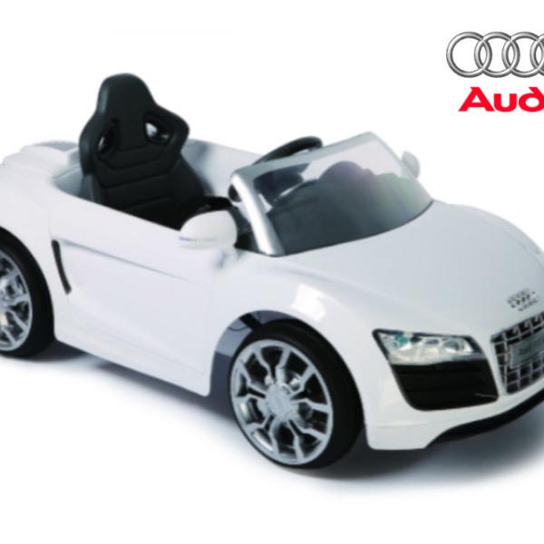 מכונית חשמלית לילדים Audi R8 Spyder