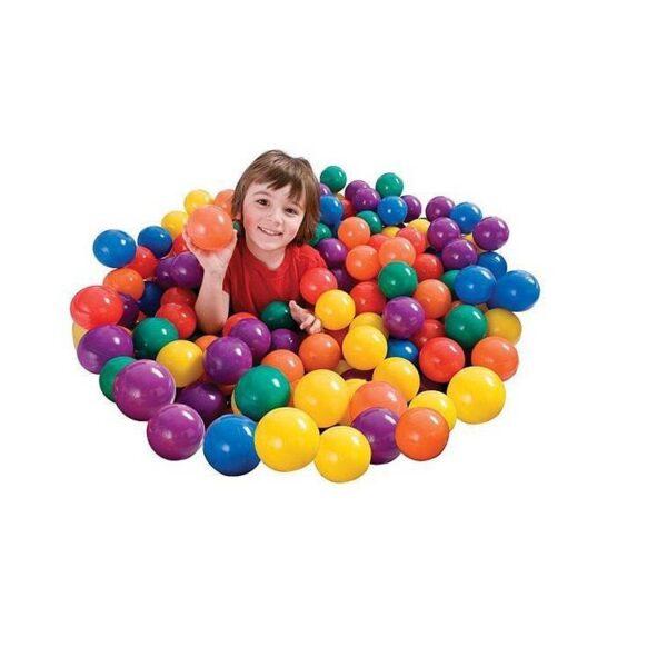 כדורים צבעוניים