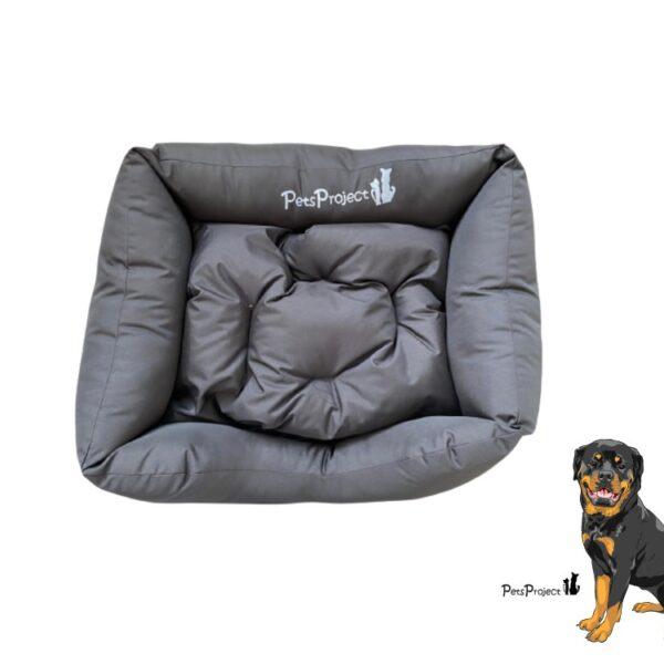 מיטה לכלב צבע שחור