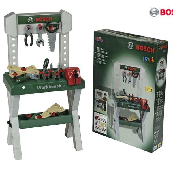 עמדת כלי עבודה 32 חלקים בוש BOSCH צעצוע לילדים!!