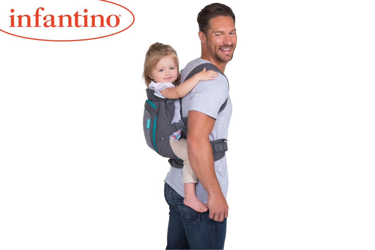 מנשא רב כיסים Carry On Multi-Pocket מבית infantino