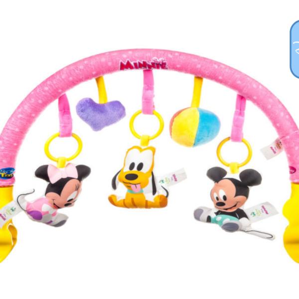 קשת לעגלה דיסני - דגם 'מיני מאוס' מבית Ba li Toy