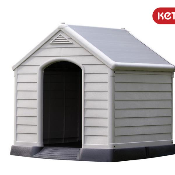 מלונה לכלב DOG HOUSE מבית כתר פלסטיק