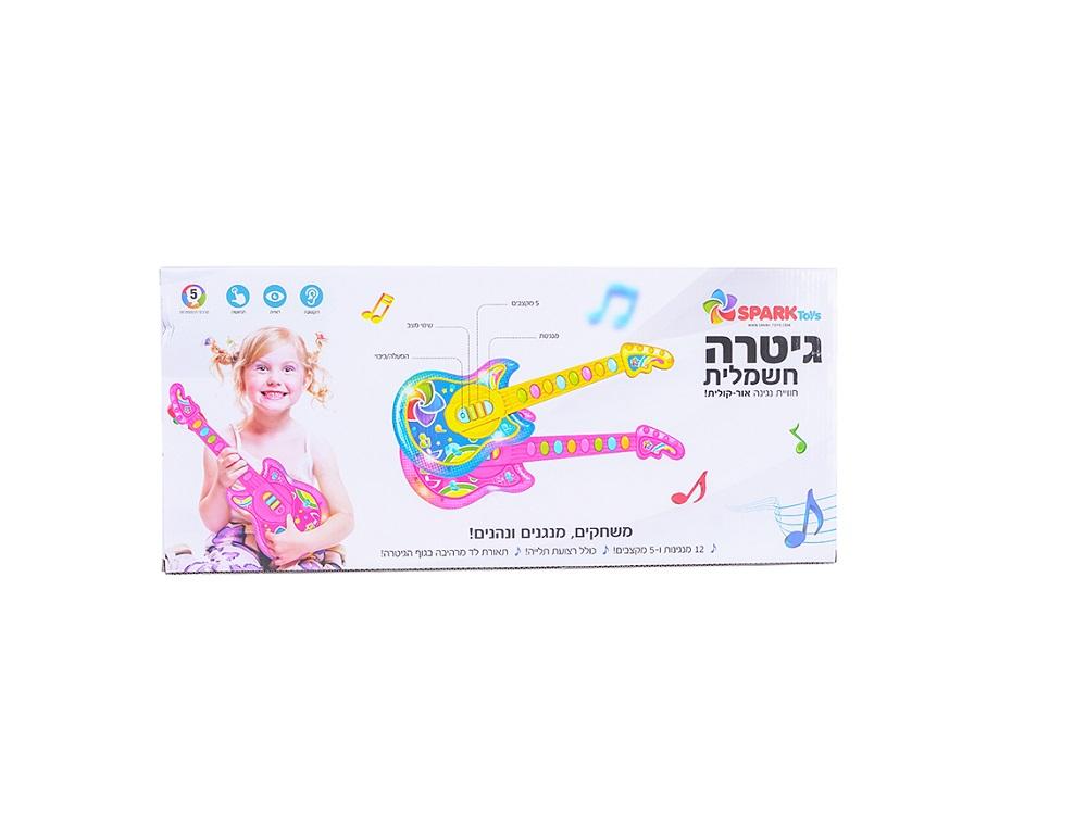 גיטרה חשמלית לילדים