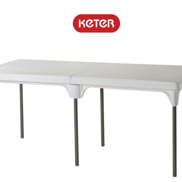 שולחן שיר מתקפל 1.82 מ' Folding table מבית כתר