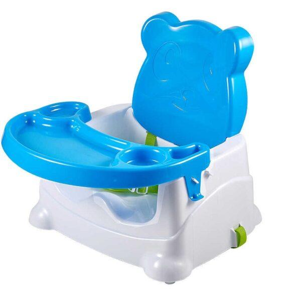 מושב הגבהה כיסא אוכל דובי