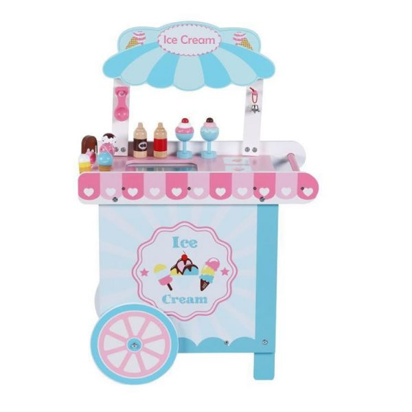 דוכן גלידה לילדים