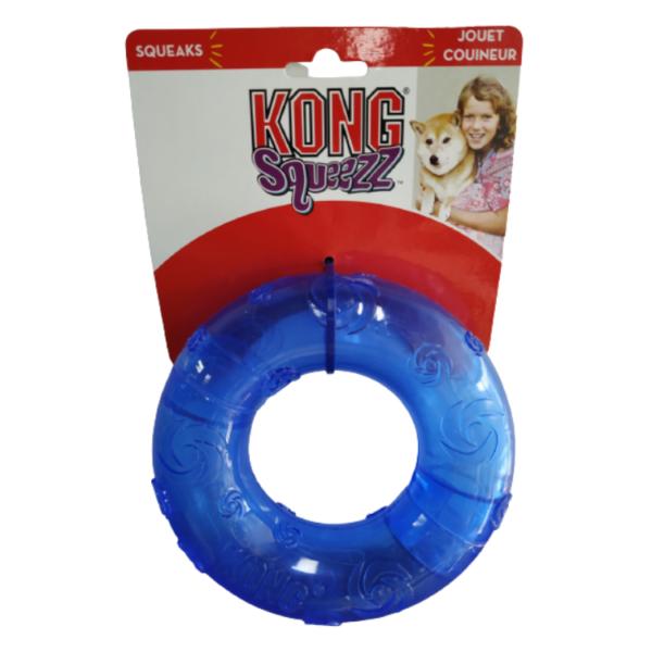 טבעת קונג סקווויז מידה KONG Squeezz L