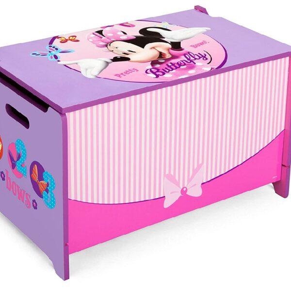 ארגז אחסון לצעצועים דיסני