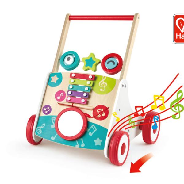 הליכון לתינוק - ההליכון המוזיקלי הראשון שלי HAPE