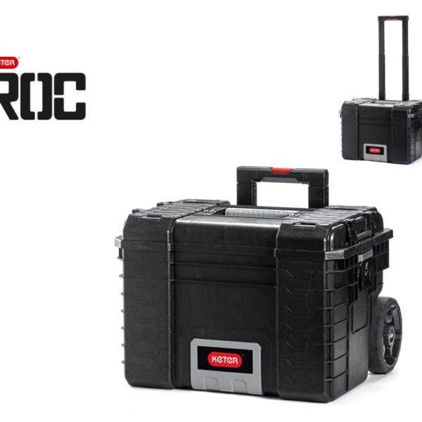 ארגז כלים 22 מקצועי נייד Professional Gear מבית כתר