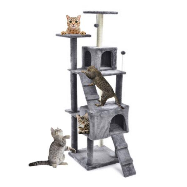 מתקן גירוד לחתולים