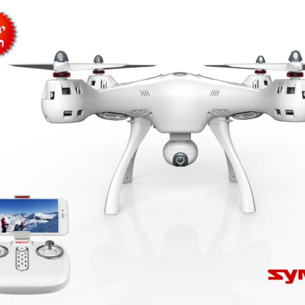 רחפן עם מצלמה ו- GPS דגם Syma X8 PRO - יבואן רשמי