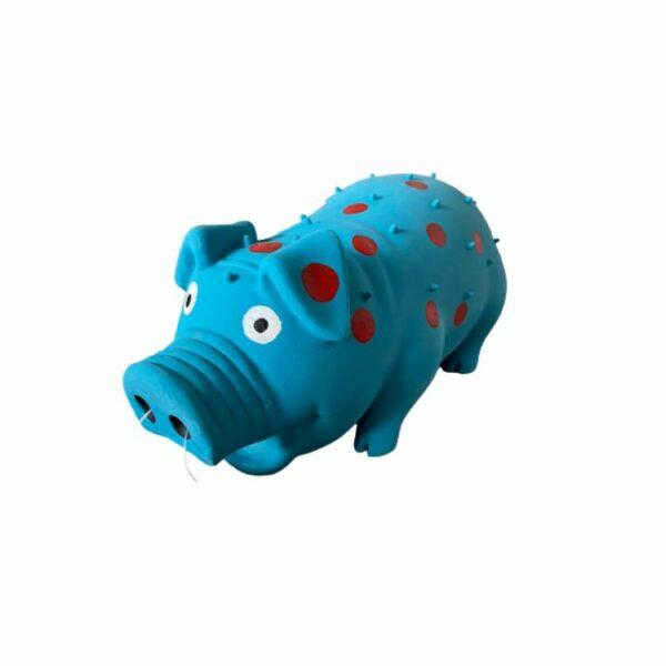 חזיר מצפצף לכלב