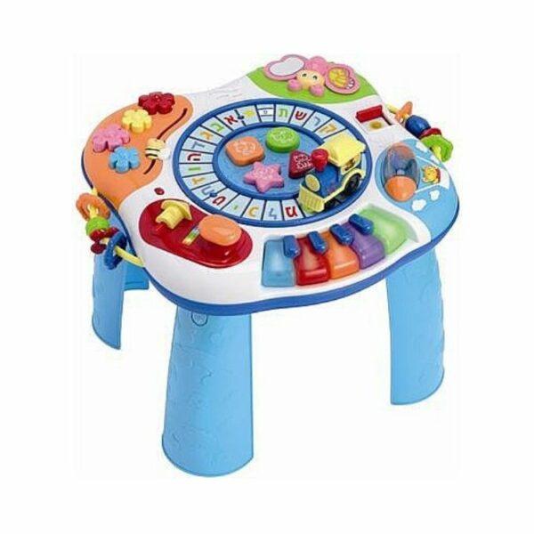 שולחן פעילות לילדים