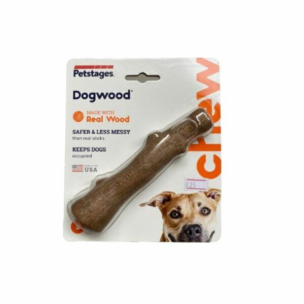 עצם מעץ אמיתי לכלב